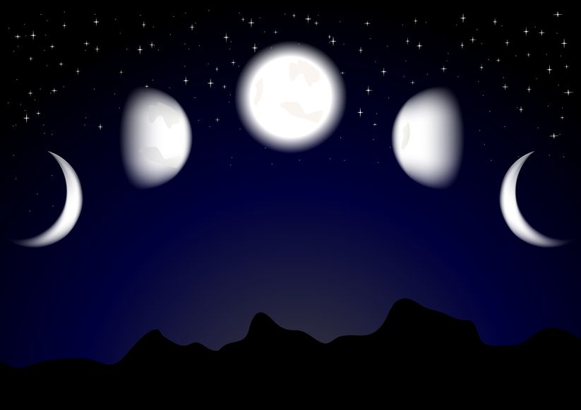 Reflexion lunar aldea luna comunidad for Cambios de luna 2017